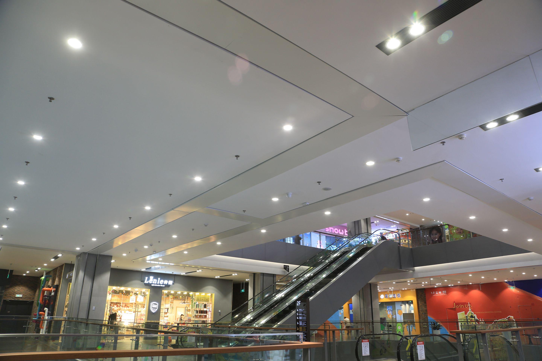 商场(复杂折线形)